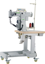 advanced direct drive double side sewing machine