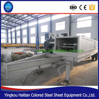 China Supplier Sheet Color Steel Plate Arch Roof Machine