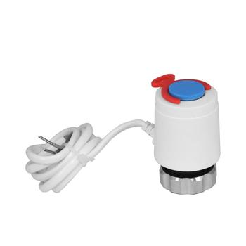 Hysen 24V 230V underfloor heating actuator for water heating system