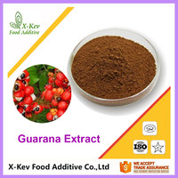 10% 20% Caffeine Natural Herbal Guarana Extract Powder