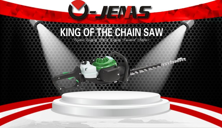 Ojenas good quality 600mm 22.7cc HS81T steel electric hedge trimmer
