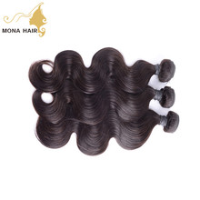 Drop shipping accept paypal gold supplier Mona Hair wholesale best selling product 8A grade body wave raw human hair
