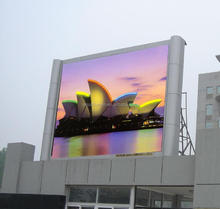 P16 Electronic LED Outdoor Digital Billboard For Sale