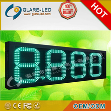 8888 electronic gas price sign ditital display