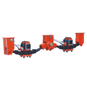 2 axle Suspension System