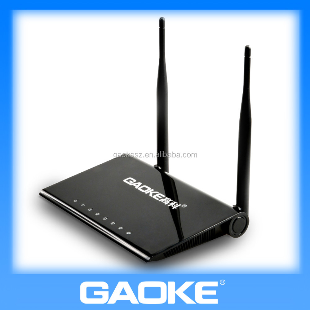 mt 7620 Openwrt 300mbps 2 antennas WIFI Wireless Router 192.168.1.1