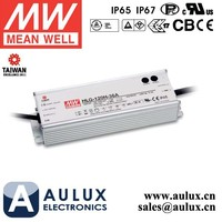 Meanwell HLG-120H-42D 120W 42V 2.9A Power Supply IP67 Rate Timer dimming function
