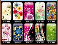 Wholesale PC Hard Plastic Water Transfer Printing Phone Case for Samsung Galaxy S I9000