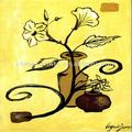 High Quality Fine Art Flower Oil Painting