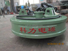 Used Lifting Magnet handling iron scrap , Used lifting Magnet prices,used lifting magnet MANUFACTURER