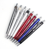 Huahao brand Best sale new promotional aluminum ball pen with custom logo for wholesale