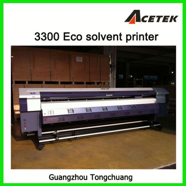 dx8 print head wide format printer in China