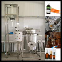 Extraction and Filtration System naphtha Oil Extraction Plant