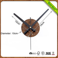 Professional low price numbers art print creative wall clock parts
