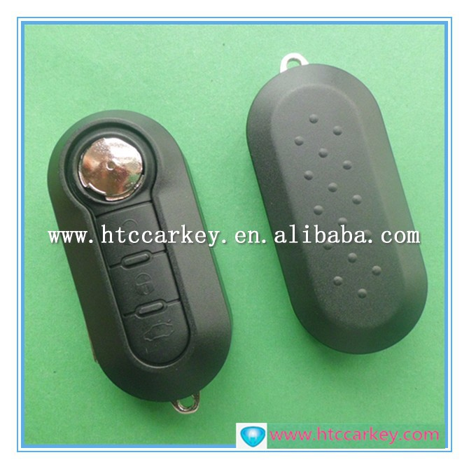 blank key for fiat 500 key replacement