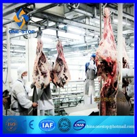 Beef Cutting Line/Meat Cutting Table/Pork Process Line Equipment