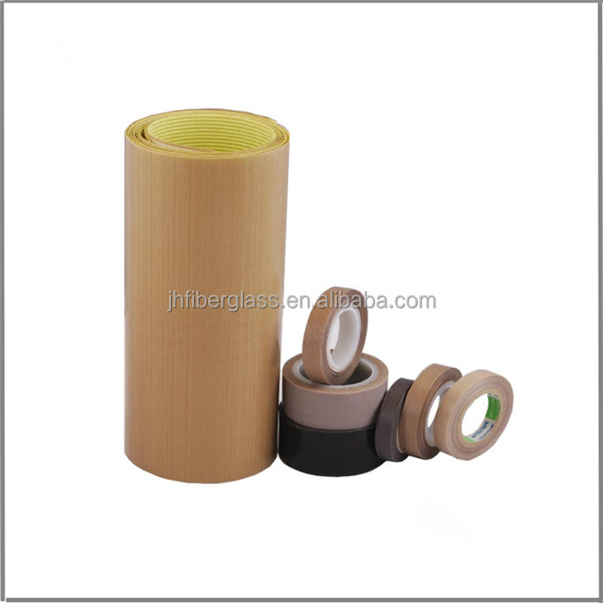 heat resistant teflon glass cloth tape for electrical wires