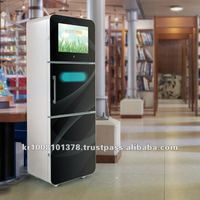 LIVA Advertising Book Sanitizer