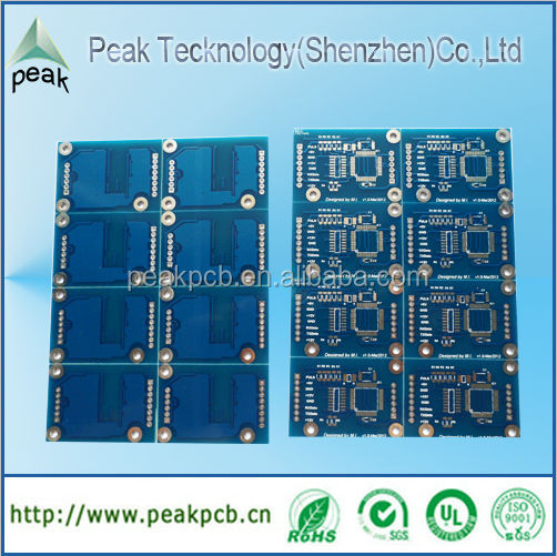 High quality double sided electrical panel printed pwb cards made in China