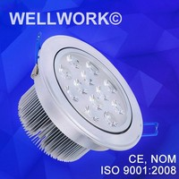 Aluminum Housing IP6512W Light Fiture