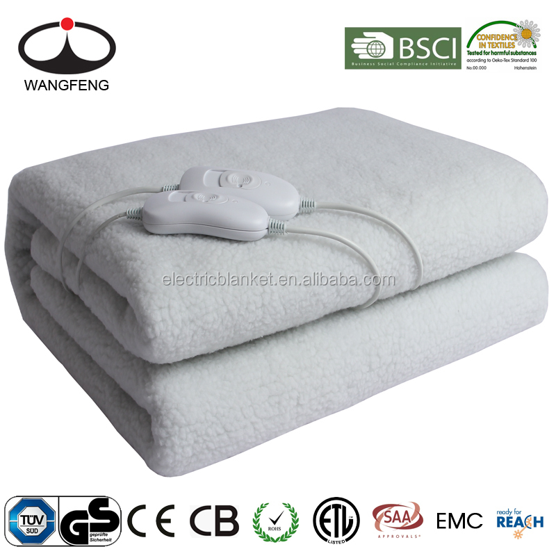 Portable Small Home Appliance Electric Heated Blanket