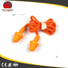 wholesale silicone earplugs with cord