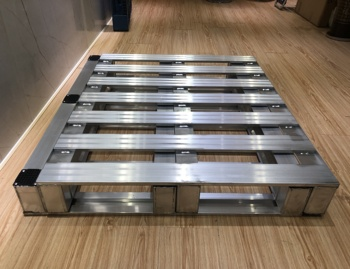 Stainless Coldroom Storage Heavy Duty Pallets Custom Aluminium Pallet
