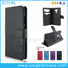 "Cheap Price Retro Embossing Leather Flip Cover Case For ASUS Zenfone Laser 3 5.5"" ZC551KL"