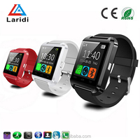Waterproof smart watch cheap price of smart watch phone wrist watch mobile phone