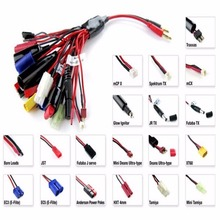19 in 1 Multifunctional multi charge cable for Lipo battery / RC drone / RC Car