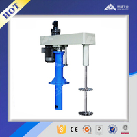 Wood Stain Paint High Speed Disperser with Multi Tanks