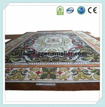 traditional wool Chinese rugs and carpets