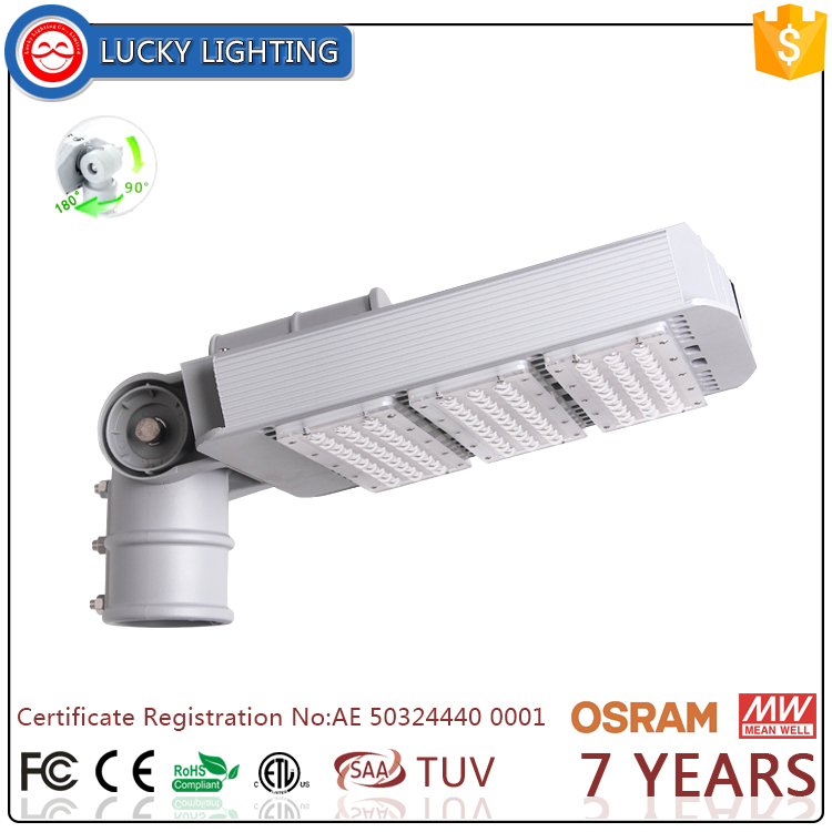 New design energy saving 110Lm/w outdoor ip65 100w led street light lamp