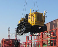 China Mini bulldozer for sale T80 80hp small dozer