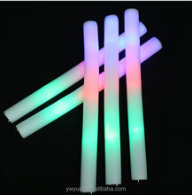 Hot selling party Multi-color Flashing Led Foam Stick