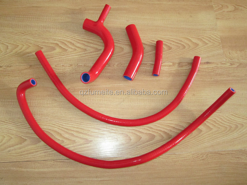 5PCS SILICONE HOSE AUSTIN/ROVER MINI ALL 885/998/1098 CLUBMAN 1959-