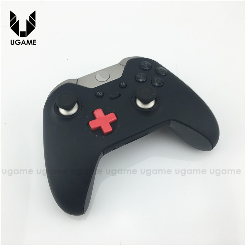 Red Custom Magnetic Metal Dpad for Xbox one Elite Controller in Store
