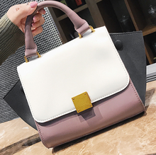 DL10287G Europe and America women bags pu leather handbag new arrivals 2018 ladies shoulder hand bags