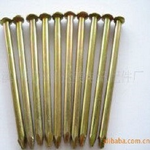 16mm solid Colorful concrete nails