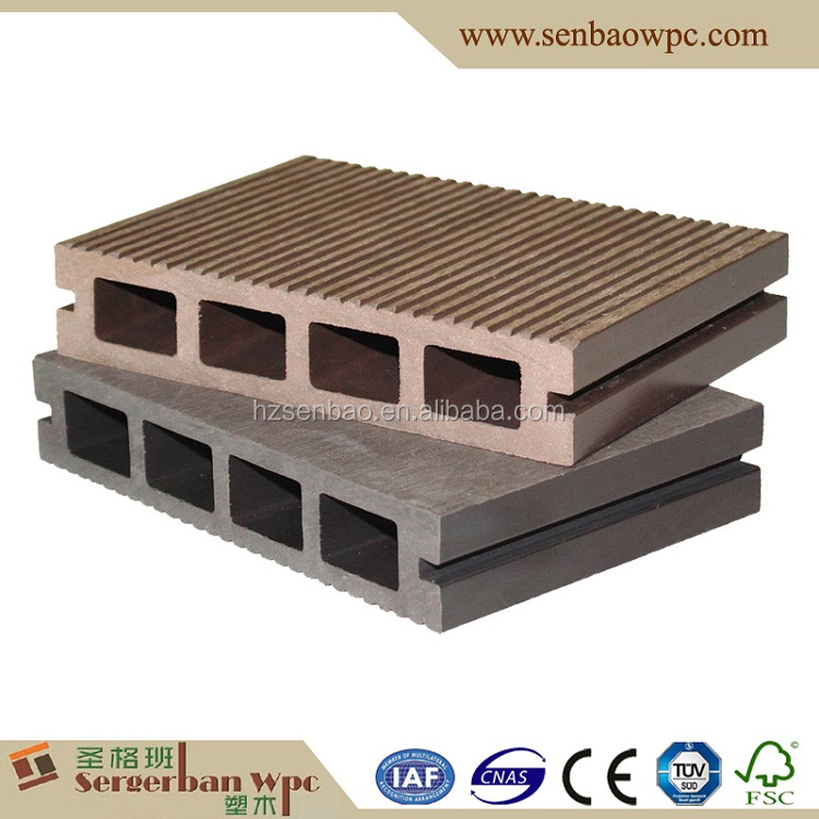 Adjustable Outdoor Wood Plastic Composite WPC Deck <strong>Flooring</strong>