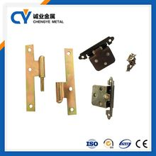 Sophisticated Technology Aluminium Door Strap Right Angle Hinge