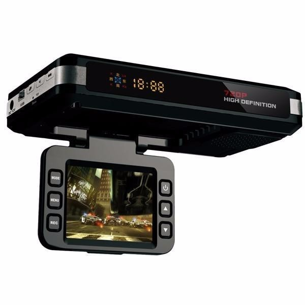 Full hd 1080p vehicle blackbox dvr with gps logger English/ Russian user manual anti police speed gun alibaba.com in russian