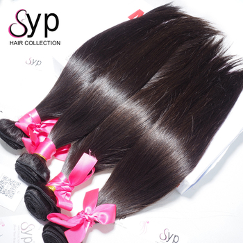 Wholesale Hair Bundles in Bulk Weave Distributors Extenciones Cabello Natural