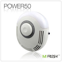 M Fresh Home Plug-in Three way Purifier air purifier and humidifier combination,Anion and Ozone Air Purifier