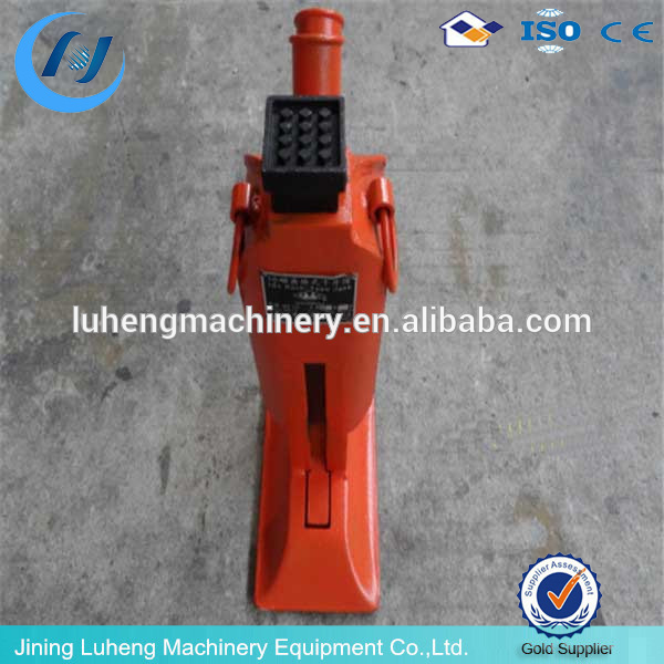 China Supplier 10 Ton 5 Ton Lifting Bottle Claw Toe Samll Hydraulic Jack For Sale