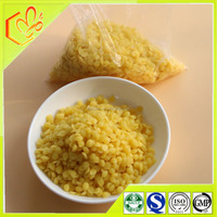 yellow beeswax bees wax organic pellets premuim quality grade A 100% pure wax