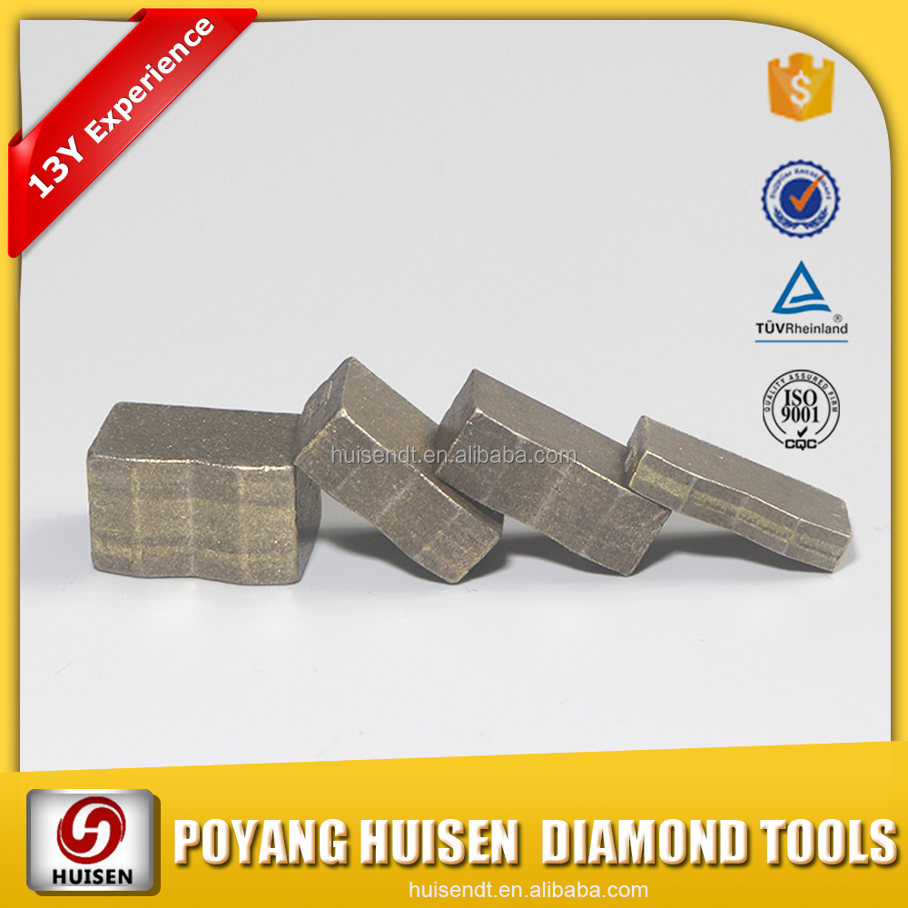 Professional Production Technology Segmento For Bazalt Hard Stone Basalt Cutting Tools Made In China