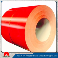 Low price DX51D 600-1250mm width prepainted galvanized coils steel