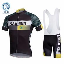 Sweat Breathable Blank Custom Cycling Jersey Pro team Cycling Clothes