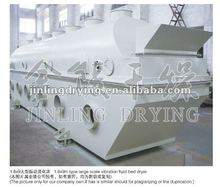 Continuous Fluidized Bed Dryer for Drying Sugar